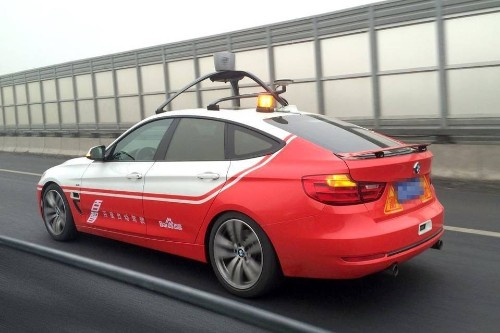 BMW reportedly ends its self-driving car partnership with Chinese tech giant Baidu