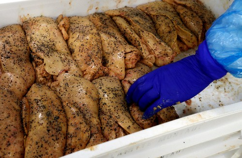 New York City Council votes to ban sale of foie gras