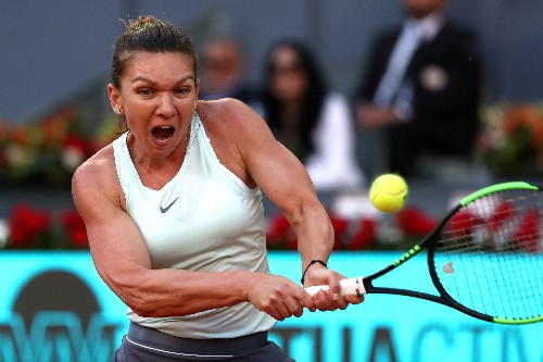 Tennis: Holder Halep shrugs off expectations ahead of French Open