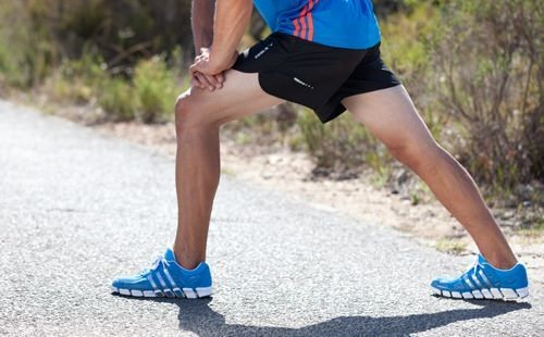 First-Time Marathoners Don't Suffer Knee Damage