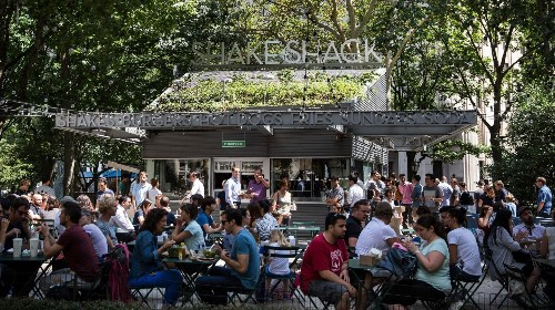 Unlikely Supporter On Shake Shack's Path To IPO: The NYC Parks Department