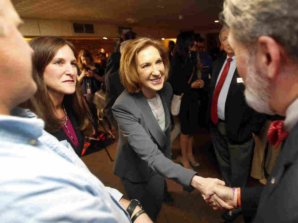 5 Things You Should Know About Carly Fiorina