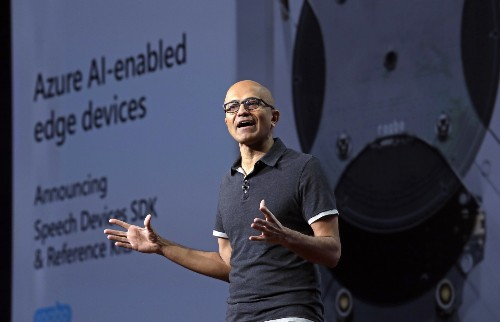 Microsoft Unveils New Programs and Devices: Pictures