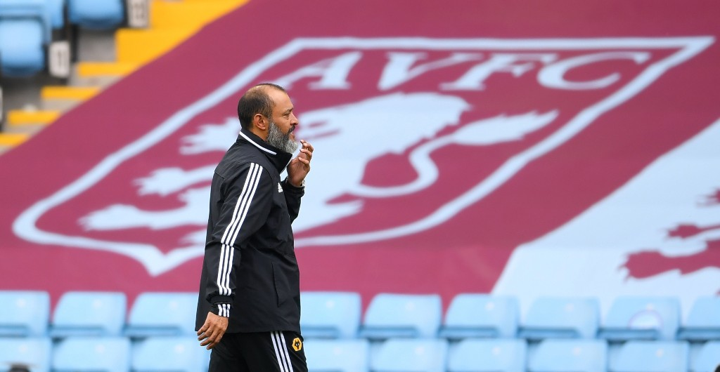 Wolves flying high as 'Nuno' prepares for 150th game
