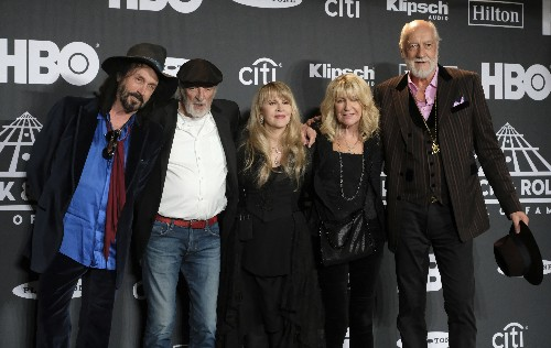 Fleetwood Mac announces rescheduled dates for tour