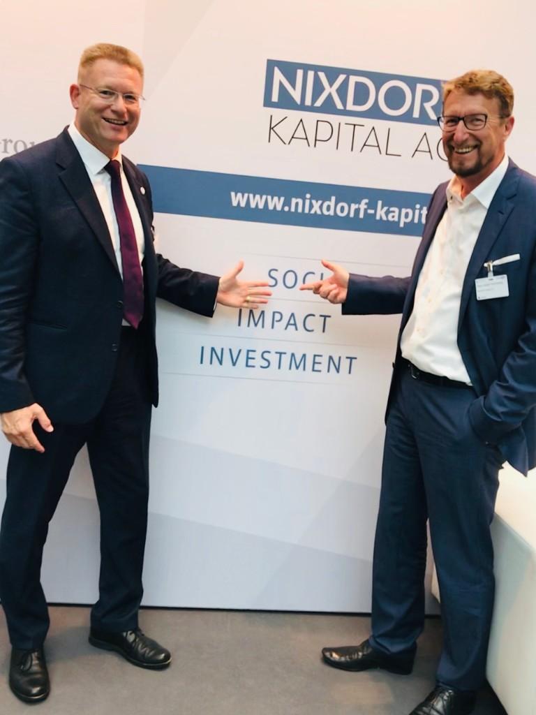 NIXDORF Kapital AG - Social Impact Investment  - cover