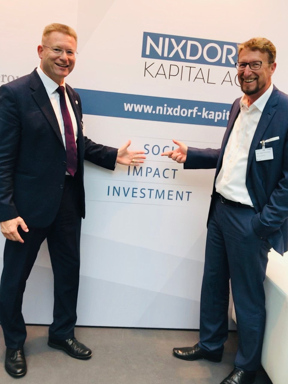 NIXDORF Kapital AG - Social Impact Investment  cover image