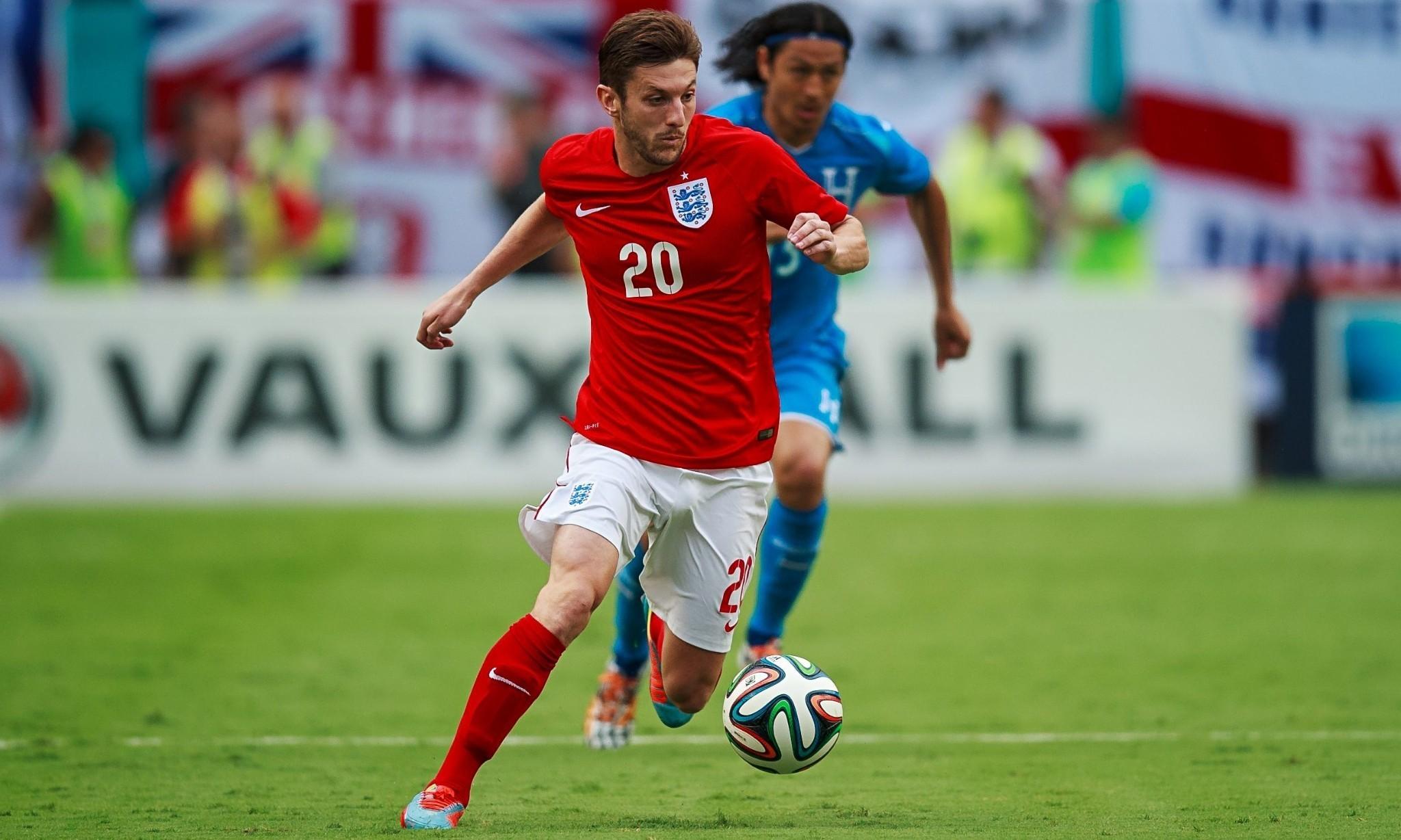 Liverpool's Adam Lallana set to miss start of season with knee injury