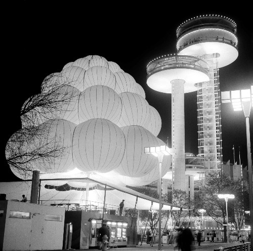 50 Years Ago: NYC World's Fair in Pictures