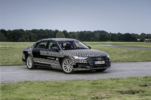 The Level 3 Audi A8 Will Almost Be The Most Important Car In The World