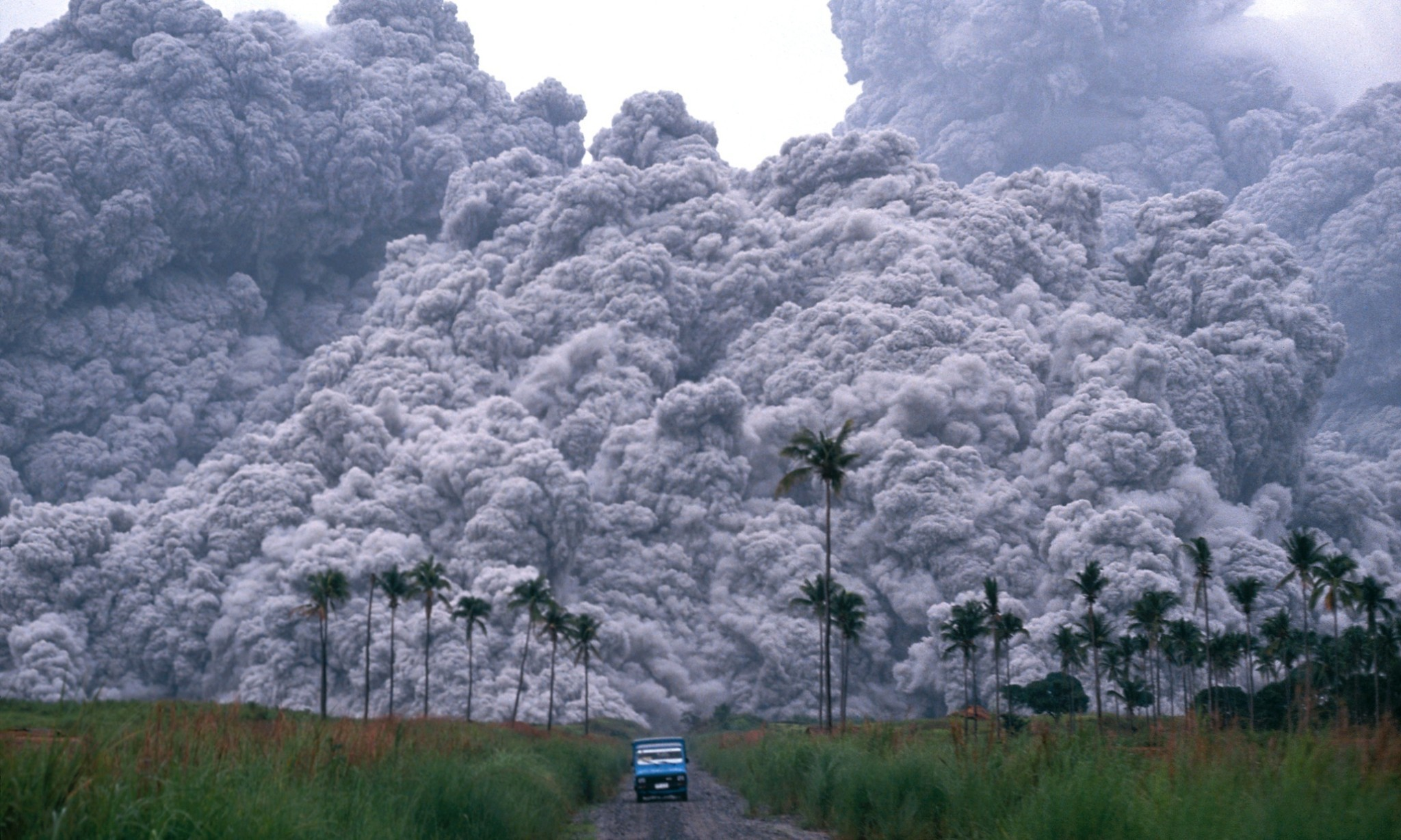 Geoengineering could prevent climate effects caused by giant volcanic eruptions