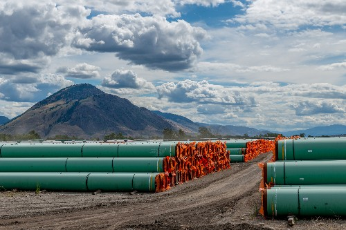 Canada approves contentious oil pipeline expansion, expects legal challenges