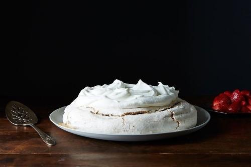 Peanut Butter Pavlova Recipe on Food52