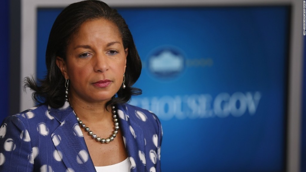 Exclusive: Rice told House investigators why she unmasked senior Trump officials