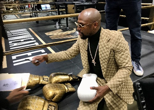 Mayweather says he is done with 'brutal sport' of boxing