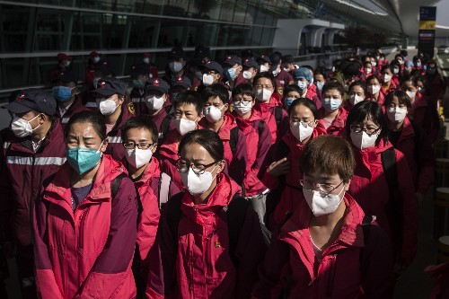 Inside Wuhan, Epicenter of Coronavirus Outbreak: Pictures