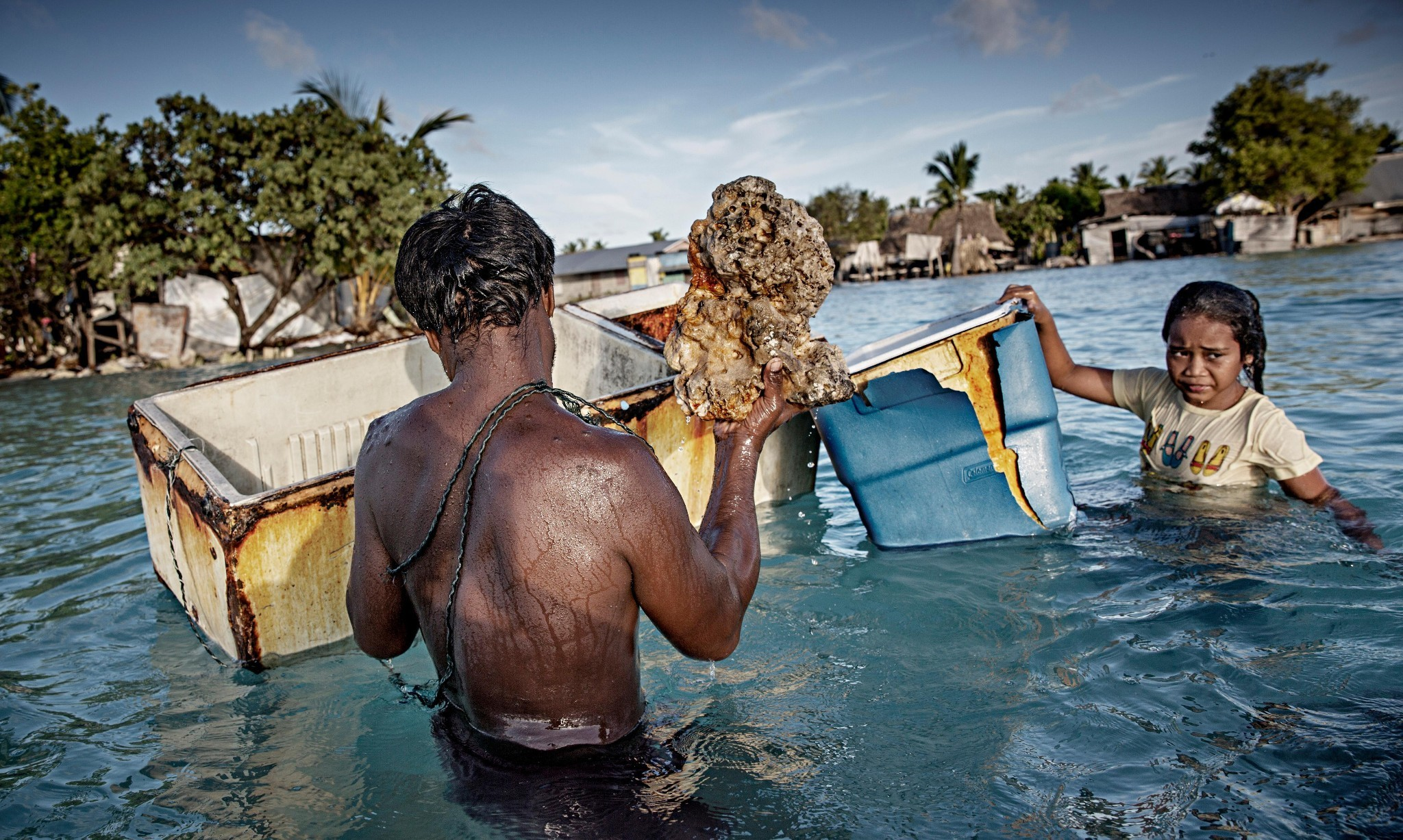 World Bank: let climate-threatened Pacific islanders migrate to Australia or NZ