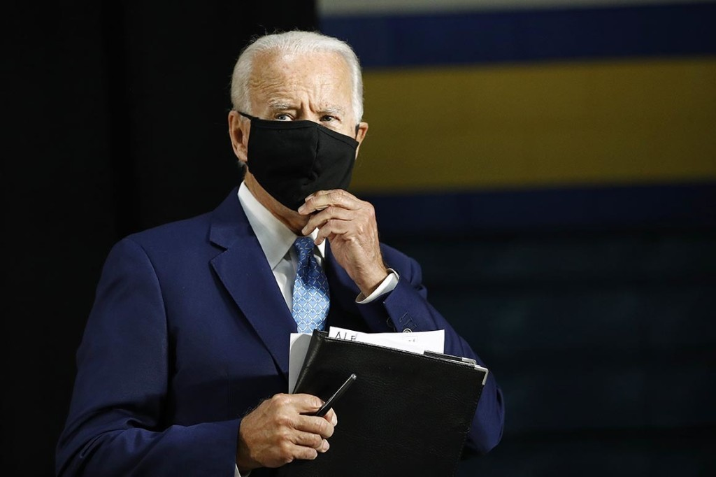 The Latest on Joe Biden's Search for a Running Mate