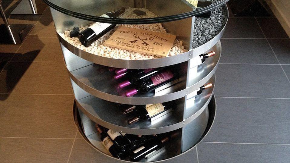 Hidden Wine Cellar