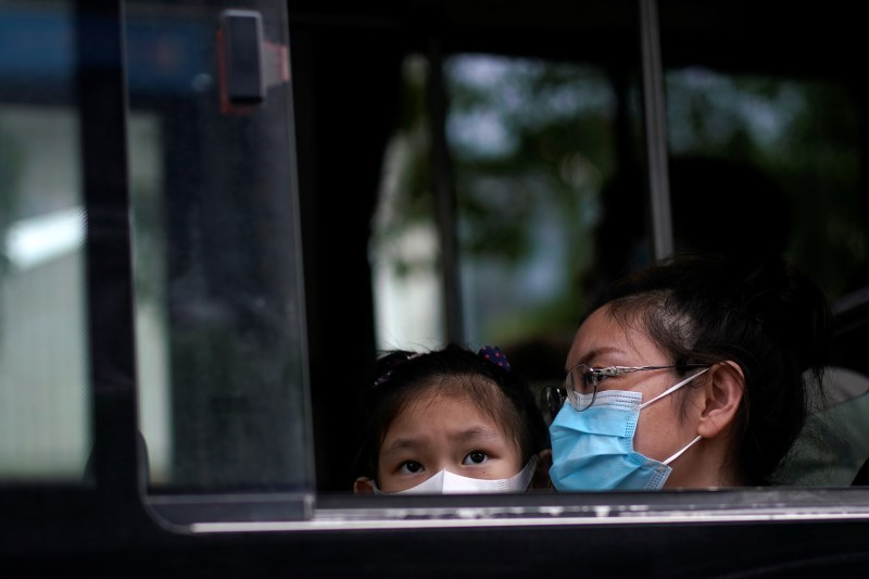 China reports 16 new COVID-19 cases, highest in nearly three weeks