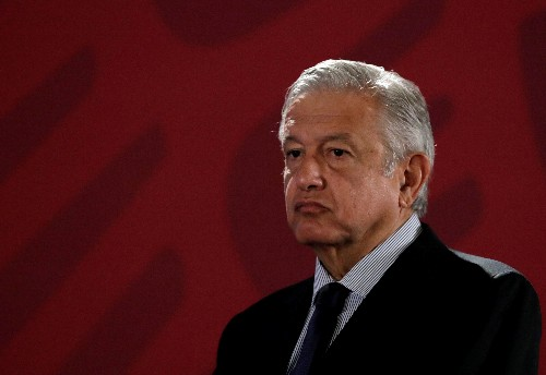 Mexico's president to discuss ways to cut Pemex tax burden