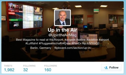 Clever Idea: A Flipboard Magazine with Its Own Twitter Account