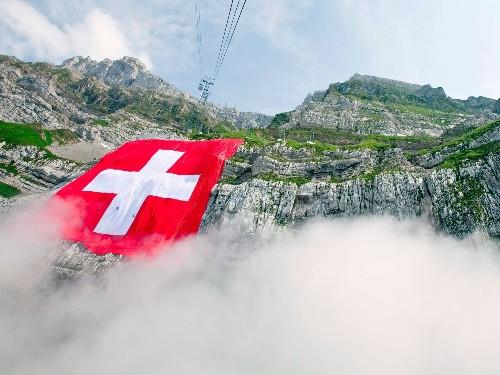 The 12 hottest startups in Switzerland