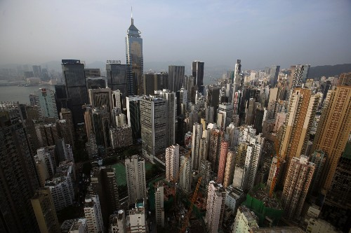 Hong Kong office transactions, leasing drop in second quarter: property consultancy