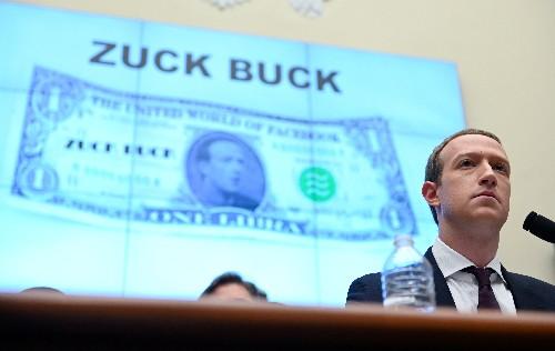 Facebook-Gründer Zuckerberg wirbt vor US-Abgeordneten für Libra
