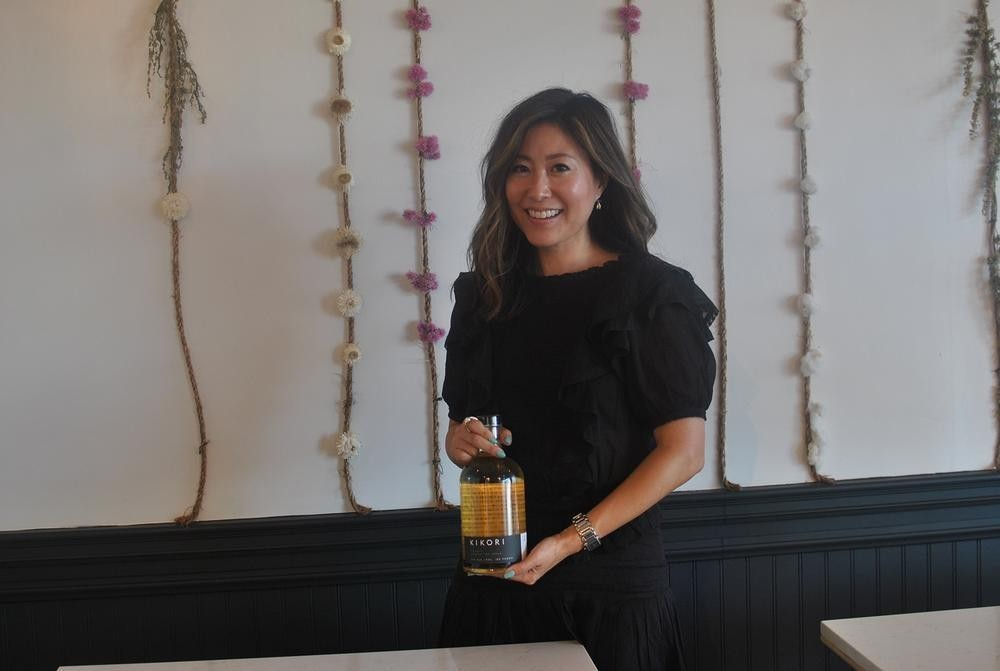 This Woman Is Shaking Up the Spirits Industry with Whisky Made from Rice