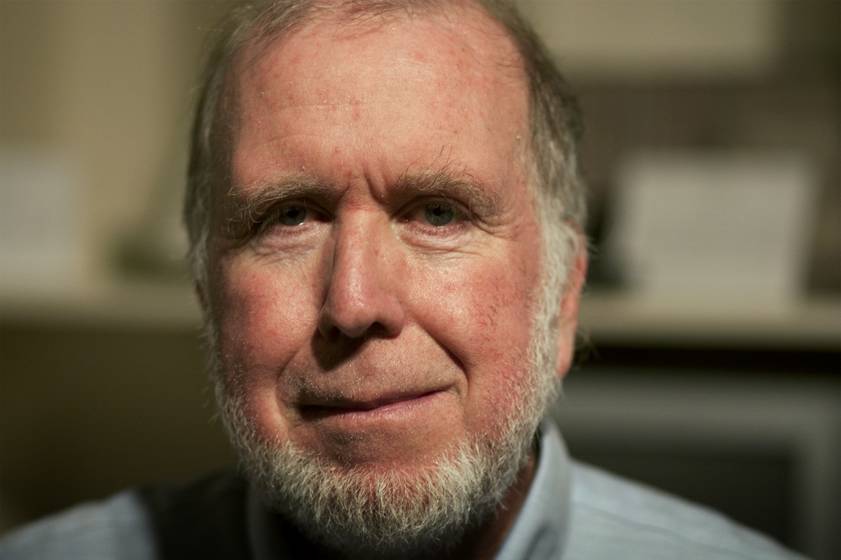 On the Red Couch with Tech Thinker Kevin Kelly