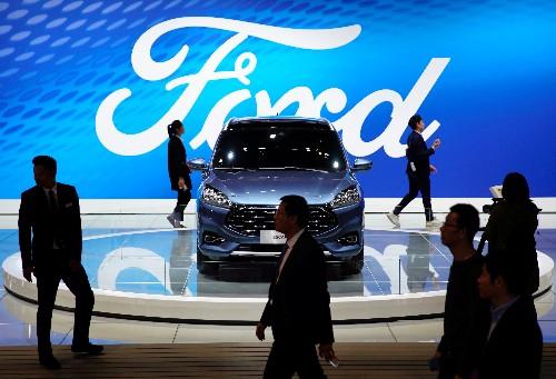 Ford entwickelt Elektroauto mit Tesla-Rivalen Rivian