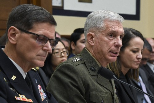 General says Islamic State a 'serious generational problem'