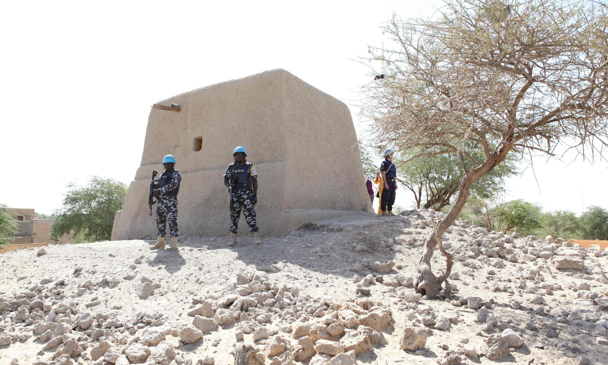 Islamic extremist's trial over Timbuktu cultural destruction to open at The Hague