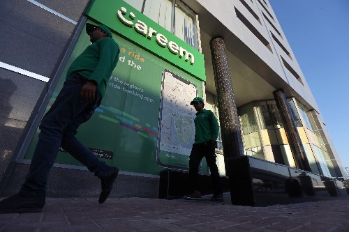 Dubai government to launch taxi venture with ride-hailing service Careem