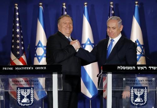 Syria slams Trump statement on Israel sovereignty in Golan
