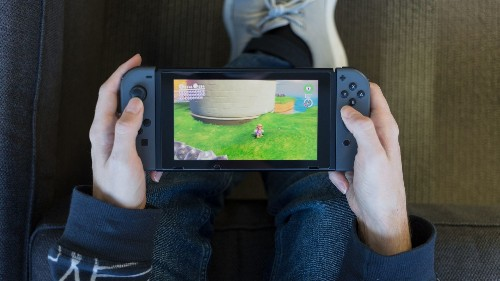 Why the Nintendo Switch is the most innovative game console in years