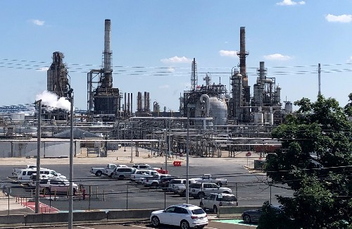 Bank drops objection to financing request by bankrupt Philadelphia Energy Solutions