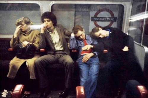 London Underground in the 1970s/80s - Telegraph