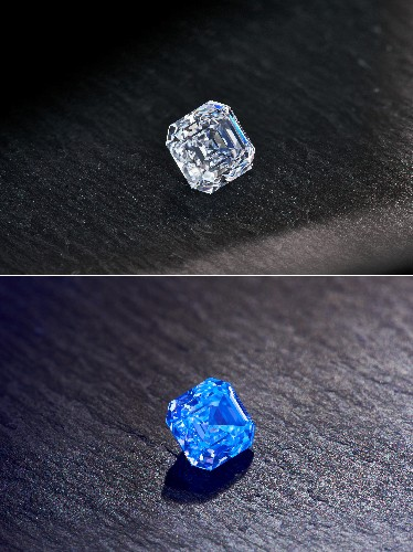 Russia's Alrosa seeks to brighten up its fluorescent diamond sales