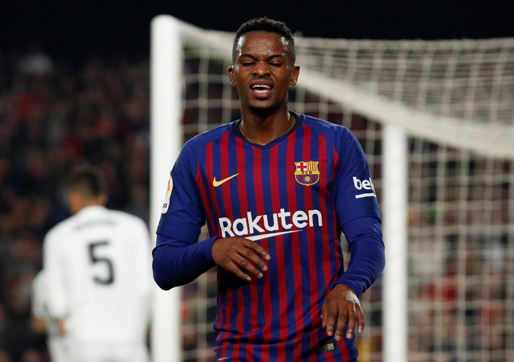 Wolves agree deal to sign Semedo from Barcelona