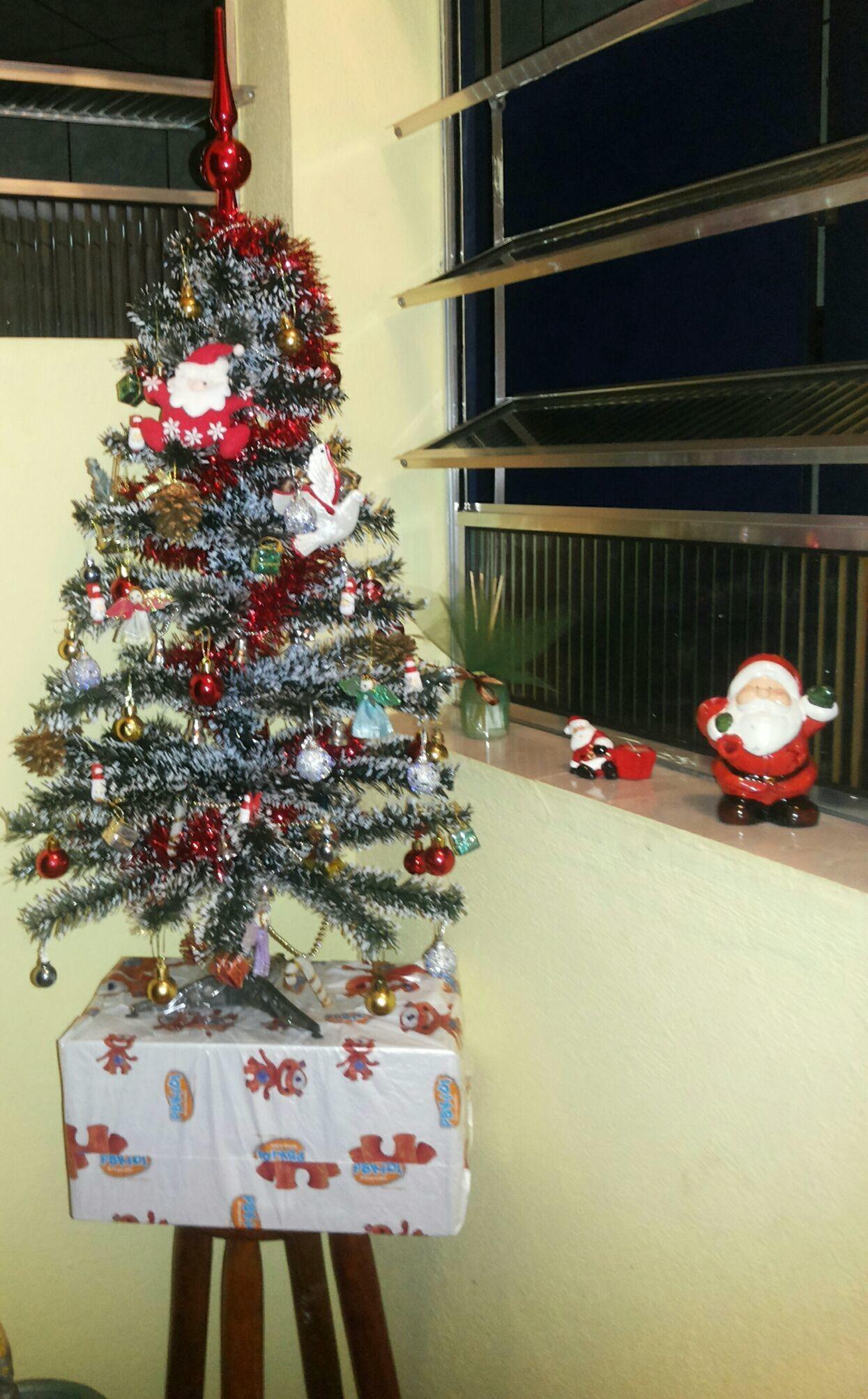 Árvore de natal!!!!!!♥♥
