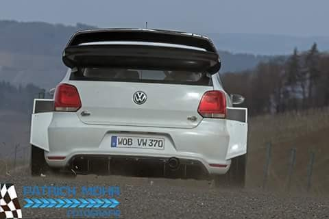 Polo WRC the best with 4matic