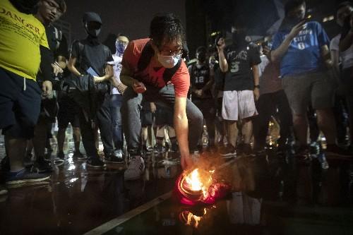 LeBron James no longer King James for Hong Kong protesters