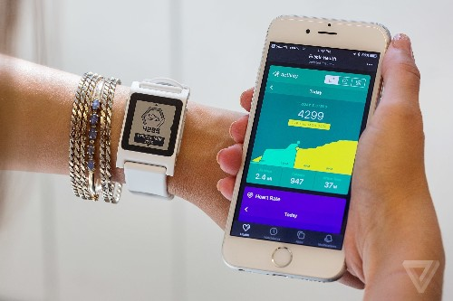 Why Fitbit buying Pebble makes sense — at least, in the short term