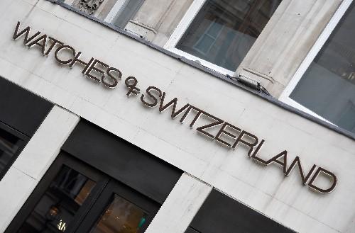 Watches of Switzerland sees shift to home buyers as coronavirus hits