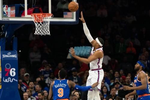 NBA roundup: Harris carries short-handed Sixers