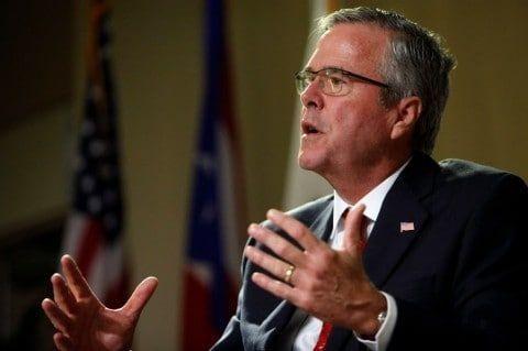 Contenders, Revealed: Jeb Bush