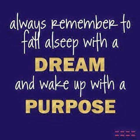 *(DREAM MOMENT)* *If you can dream it, then you can achieve it. You will get all you want in life if you help enough other people get what they want. (Droppin-A-Dose) ~CoachDarci'D~*
