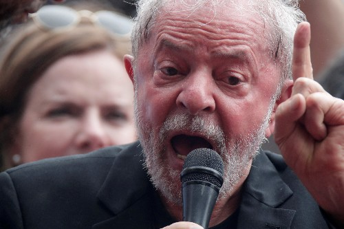 Back to jail, or run for president: the legal maze facing Brazil's Lula